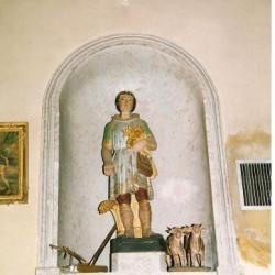 St Isidore  patron des laboureurs