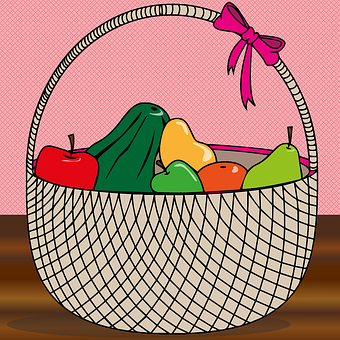 Basket 4340556 340